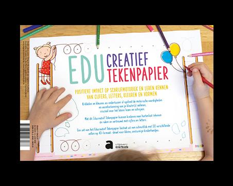 Educreatief tekenpapier