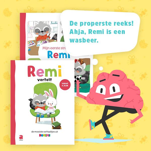 Leesplezier met Remi